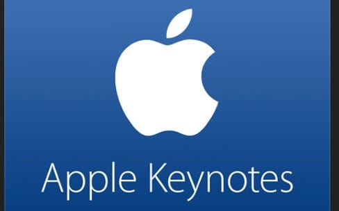 Le keynote de l'iPhone X disponible en podcast