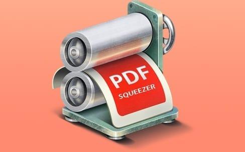 Compression de PDF: PDF Squeezer en promo à 1,09€