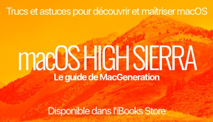Les nouveautés de macOS Higth Sierra