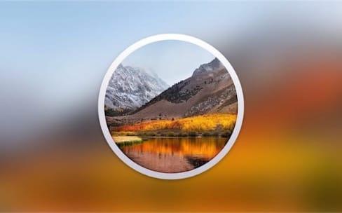 Découvrez les nouveautés de macOS High Sierra