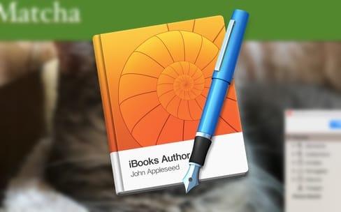 iBooks Author importe du contenu depuis Photos