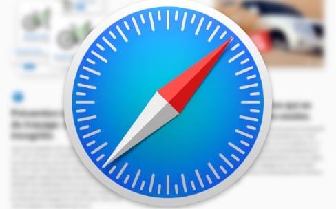 Safari 11 collecte des données d'utilisation anonymes