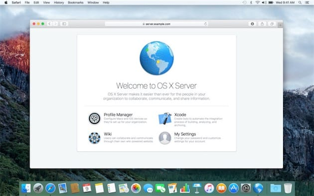 macOS Server 5 4 disponible pour High Sierra uniquement | MacGeneration