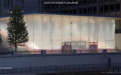 Chicago aura son nouveau grand Apple Store le 20octobre