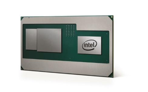 Partenariat Intel-AMD: une Radeon RX Vega couplée à un processeur Core i7