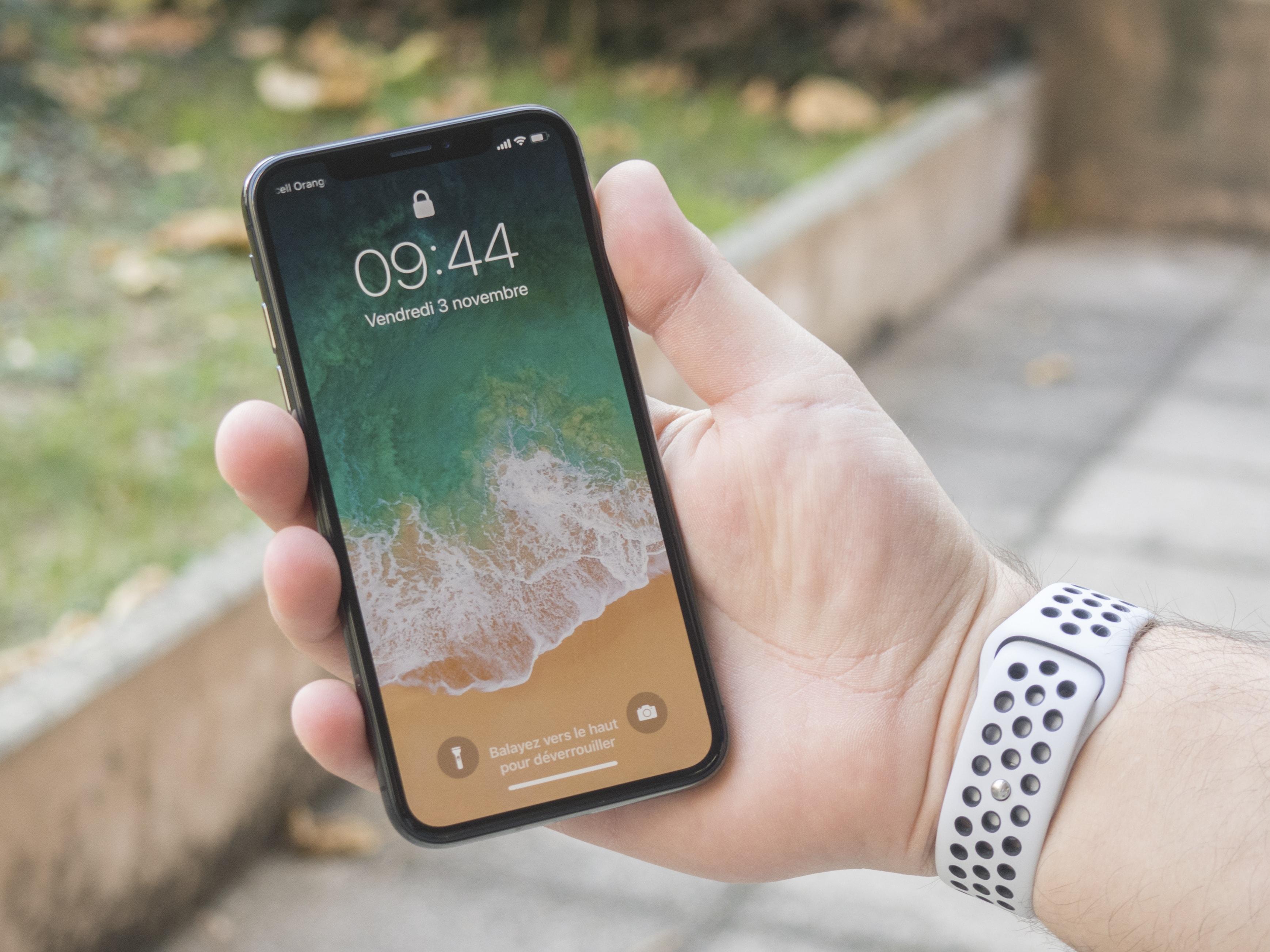 iphone x le produit apple de 2017 selon les lecteurs de macgeneration macgeneration. Black Bedroom Furniture Sets. Home Design Ideas