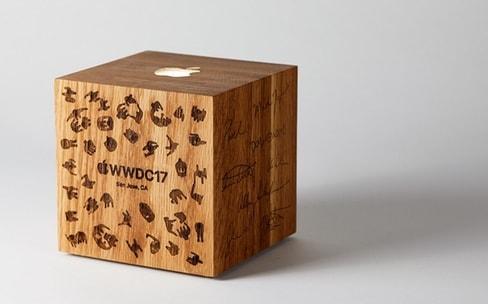 Les prochains Apple Design Awards seront-ils en bois?