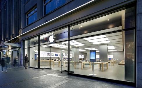 L'Apple Store de Zurich évacué à cause d'une batterie en surchauffe