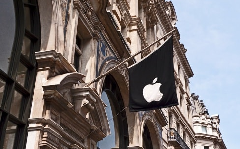 Redressement fiscal de 136 millions de livres pour Apple au Royaume-Uni