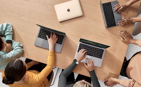 En 2017, Apple est restée le quatrième fabricant de PCaumonde