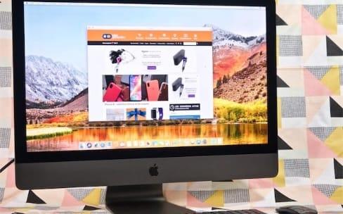 Test de l'iMac Pro 2017 (8 cœurs à 3,2 GHz, Vega 56)