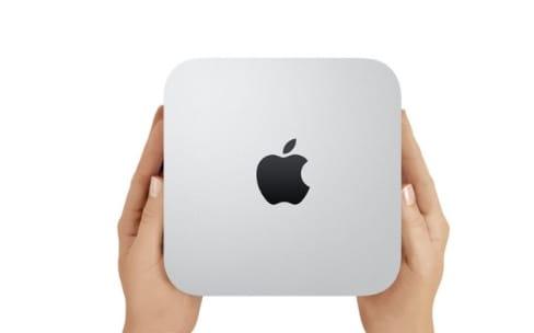 Refurb : Mac mini de 459€ à 1679€ et l'Apple TV 4G à139€