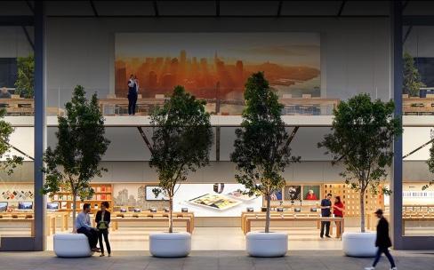 Apple, l'entreprise la plus admirée chez Fortune depuis une décennie