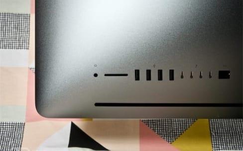Test de l'iMac Pro 2017: de l'Ethernet 10Gbps sous-employé