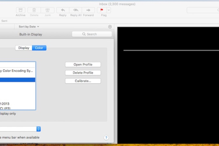 macOS High Sierra : bug graphique avec d'anciennes puces IntelHD