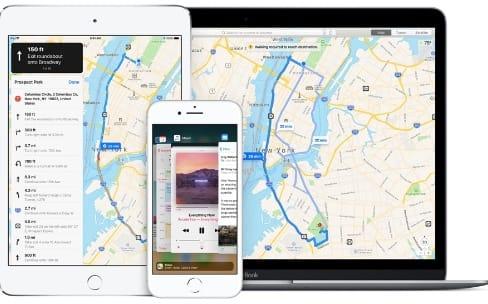 Apple cherche un spécialiste pour Plans sur le web