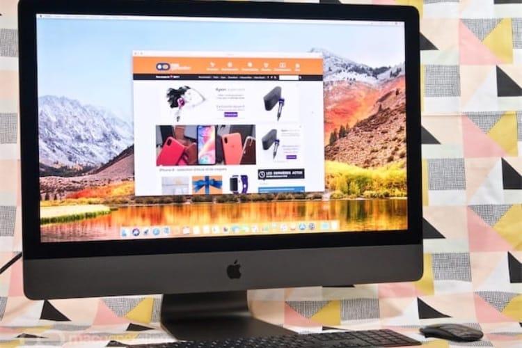 Apple commence les livraisons de l'iMac Pro 18 cœurs