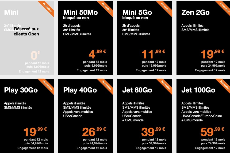 Orange revoit totalement ses offres et lance une nouvelle box 4K