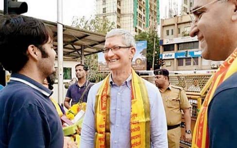 En Inde, un nouveau patron des opérations pour relancer la machine Apple