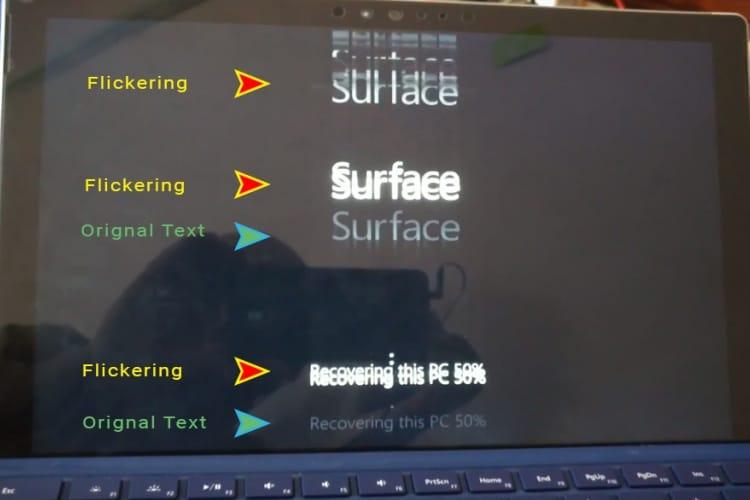 Un tour dans le congélateur pour réparer la Surface Pro 4