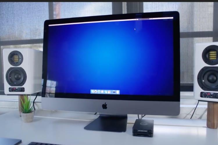 Premiers benchmarks pour l'iMac Pro 18 cœurs