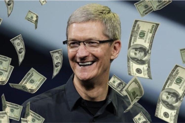 Congé fiscal : Apple va rapatrier ses réserves…dans la poche des actionnaires
