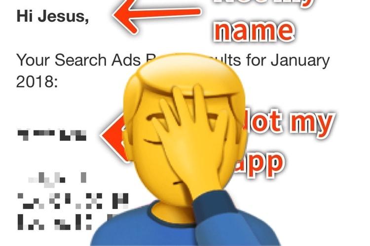 Apple envoie des mails aux mauvais développeurs et s'excuse