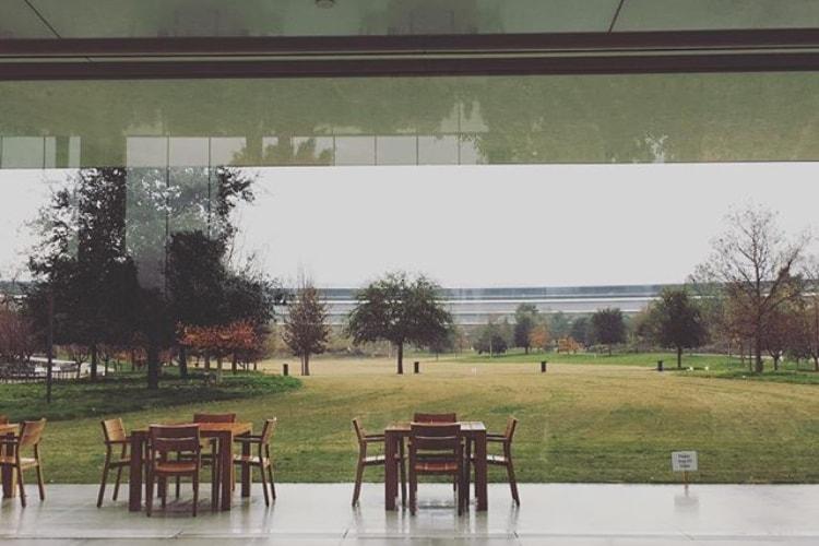 L'Apple Park exhibé par ses occupants sur Instagram