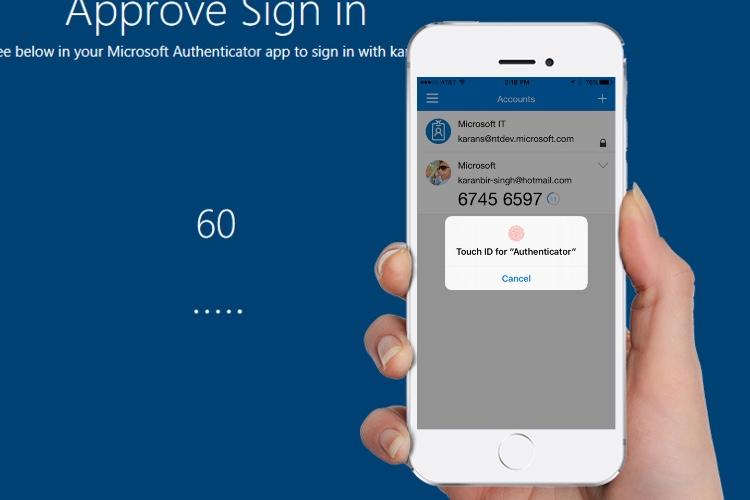 Un iPhone et une app Microsoft pour configurer plus vite Windows 10S