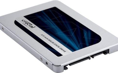Bon plan : le SSD Crucial MX500 250 Go à 78 €