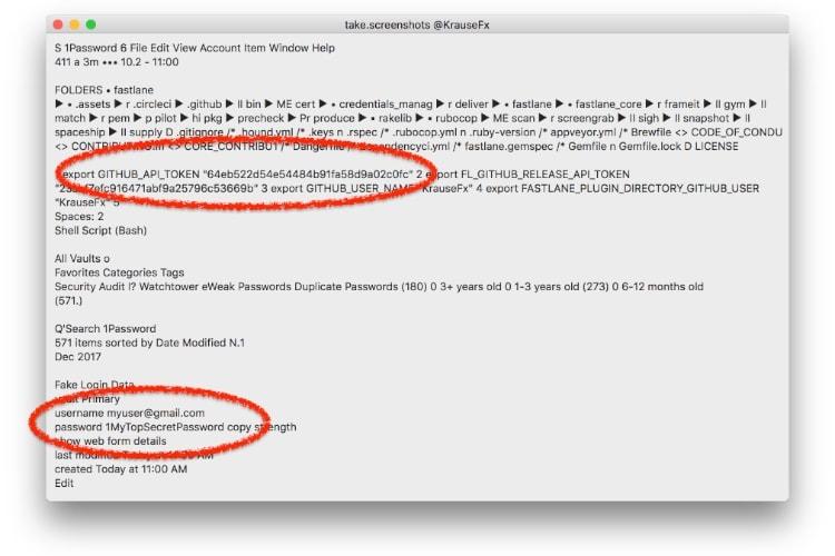 Une app peut capturer l'écran de votre Mac sans votre consentement
