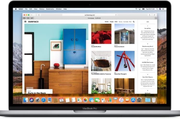 Bêta 3 pour macOS 10.13.4 : pour les développeurs et les testeurs