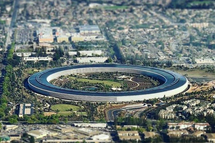 Apple a fait son changement d'adresse