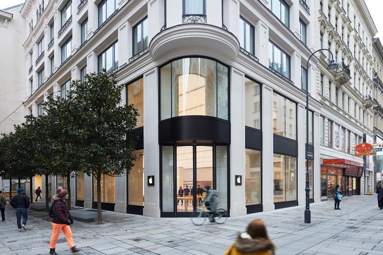 Le premier Apple Store autrichien est prêt