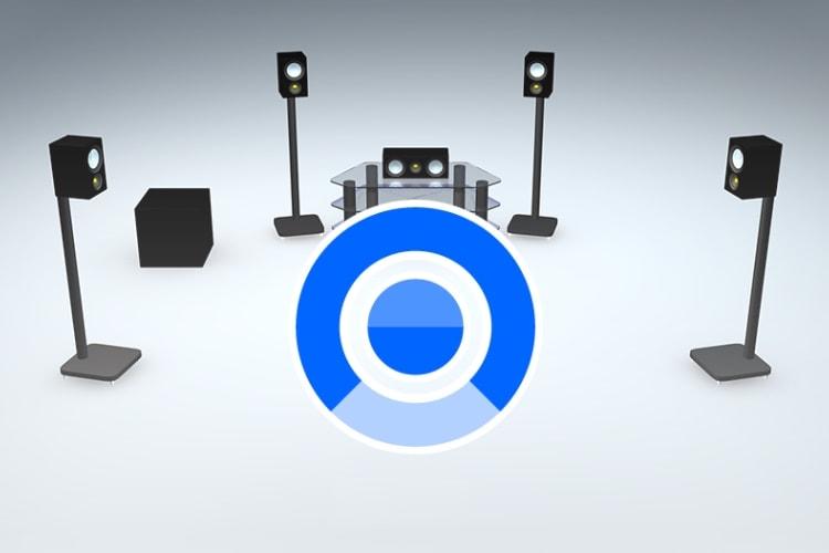 Auradélivre du son 5.1 surround avec la sortie optique du Mac