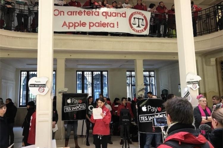Apple est déboutée de sa plainte contre Attac