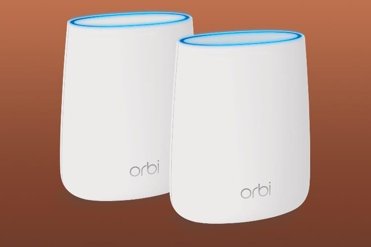 Netgear : un nouveau système de Wi-Fi maillé Orbi à 250 €