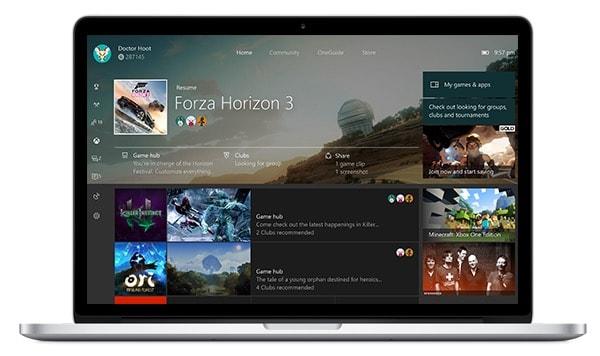 onecast une solution non officielle pour streamer ses jeux xbox one sur mac macgeneration. Black Bedroom Furniture Sets. Home Design Ideas