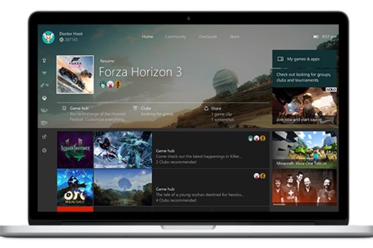 OneCast, une solution non officielle pour streamer ses jeux Xbox One sur Mac