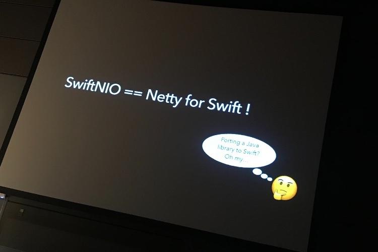 Apple a dévoilé un nouveau framework Swift pour le serveur
