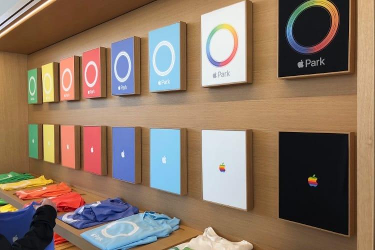 Apple protège le logo de l'Apple Park