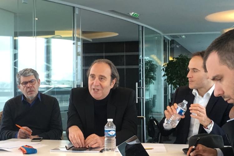 Xavier Niel promet la Freebox V7 pour 2018