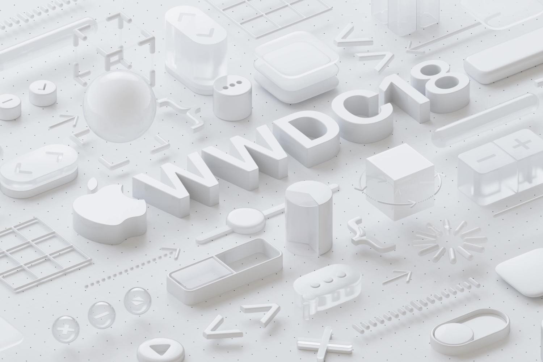 Apple annonce la WWDC 2018 : du 4 au 8juin