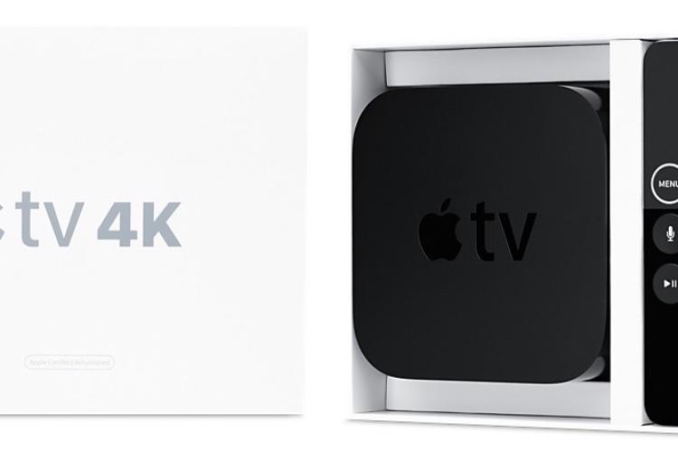 Refurb : retour de l'Apple TV 4K à 169€ et des iPad à 329€