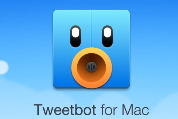 Pour fêter la fin de Twitter sur Mac, Tweetbot est à moitié prix