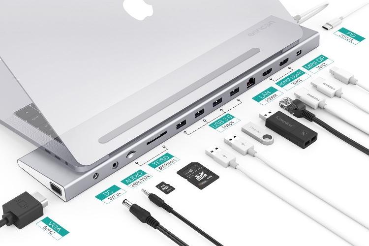 Promo: une station d'accueil USB-C très complète à 140€ au lieu de 200