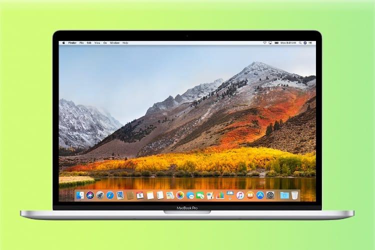 Septième bêta pour macOS 10.13.4