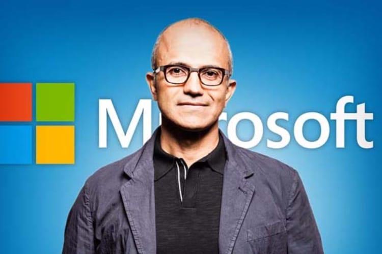 Microsoft se réorganise sous le signe de l'intelligence artificielle et du nuage