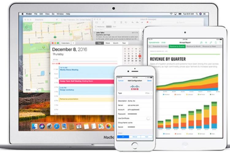 Apple va simplifier la gestion de ses appareils en entreprise