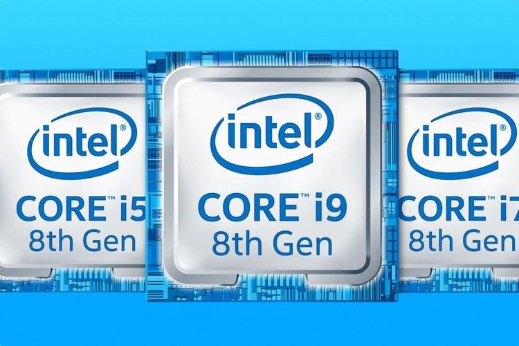 Intel : Core i9 pour portables et cœurs supplémentaires pour de futurs Mac